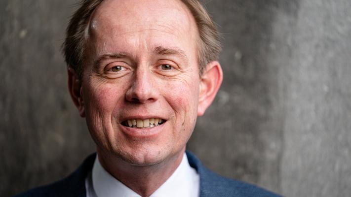 """Kees van der Staaij (SGP): """"Ik voel me als christen alleen in de Tweede Kamer"""""""