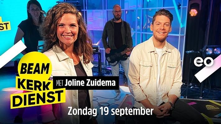 KIJK TERUG | BEAM Kerkdienst met Joline Zuidema over invloed: 'Wie kopieer jij?'