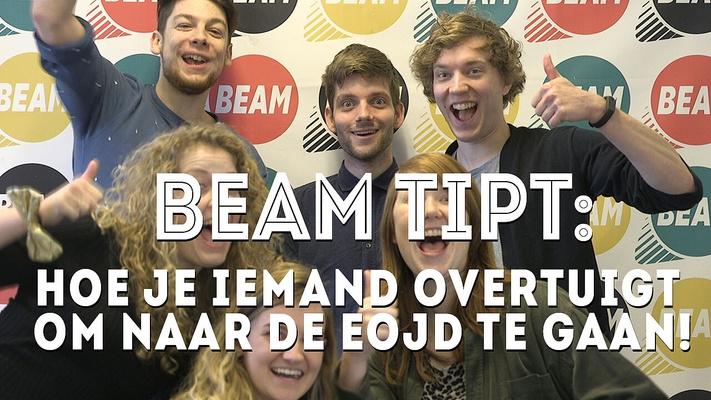 BEAM TIPT: Zo overtuig je iemand om naar de EO-Jongerendag te gaan