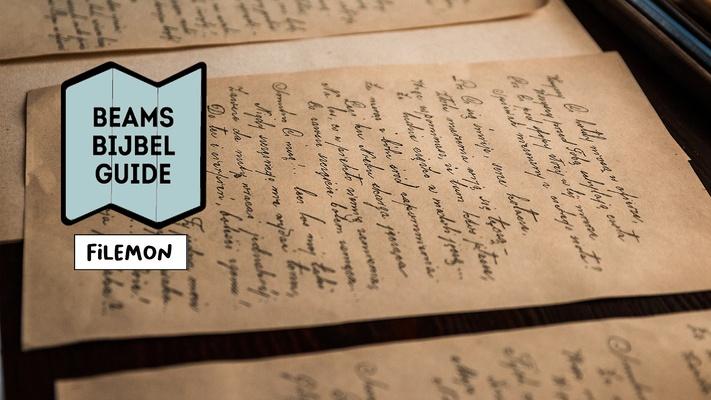 Filemon: Revolutionaire brief waarin een slaaf een broeder wordt