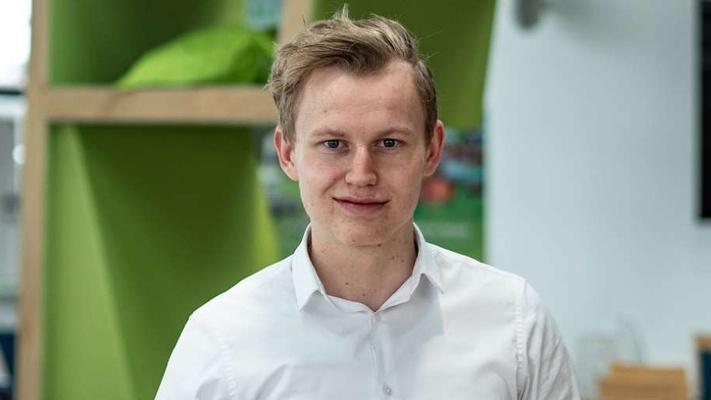 """Werner (22): """"Als jongeren brutaal genoeg zijn, komt er pas verandering in klimaatplannen!"""""""