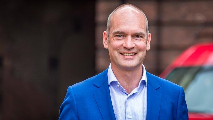 """Gert-Jan Segers (CU): """"Jij mag het mooie nieuws over God doorgeven!"""""""