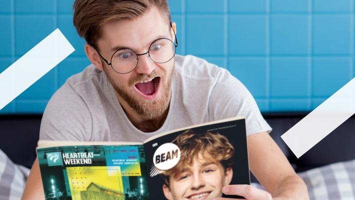 Het nieuwste BEAM Magazine is er!