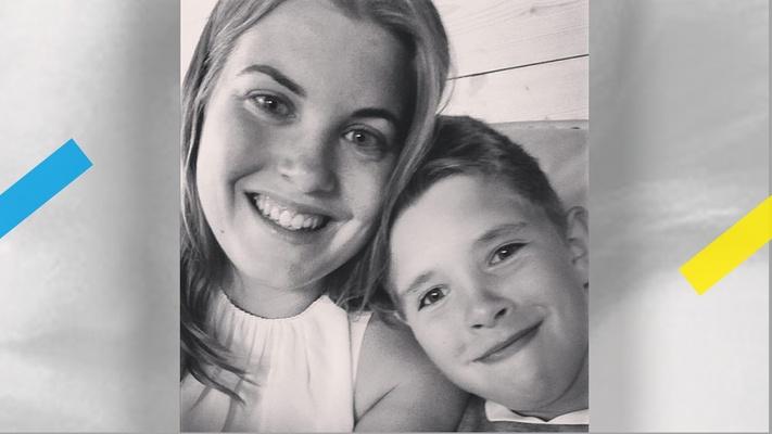 """Leanne (25) verloor haar pleegbroertje van 14: """"Het is een grote troost dat zijn hart is gedoneerd aan een jong meisje"""""""