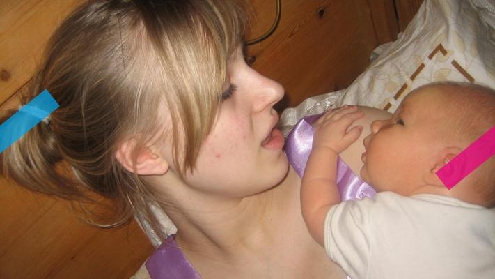 """Ilse werd op haar zeventiende zwanger: """"Ik dacht dat de kerk mij zou veroordelen"""""""