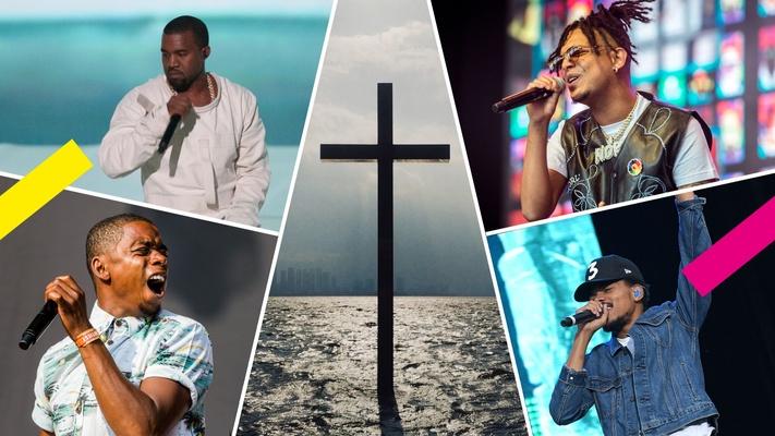 Jezus en Hip Hop: Steeds meer rappers combineren hun twee grootste passies