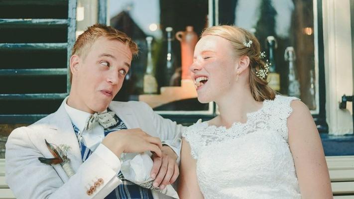 """Ruben en Marit trouwden op hun negentiende: """"Eerst voelde het als een langdurige logeerpartij"""""""