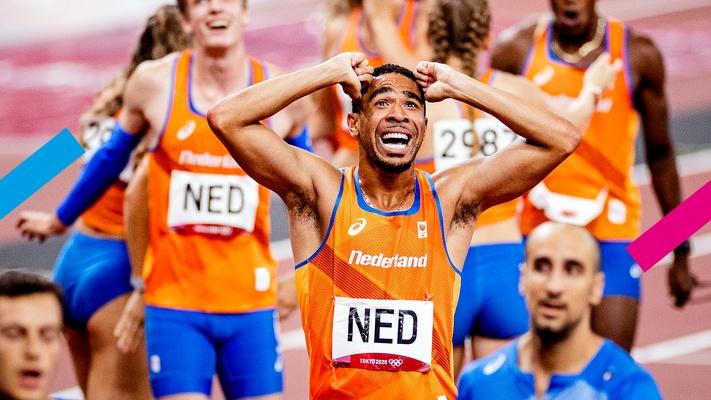 """Olympisch zilver-winnaar Terrence Agard brak zijn nek: """"Ik zie het als een zegen dat ik er nog ben."""""""