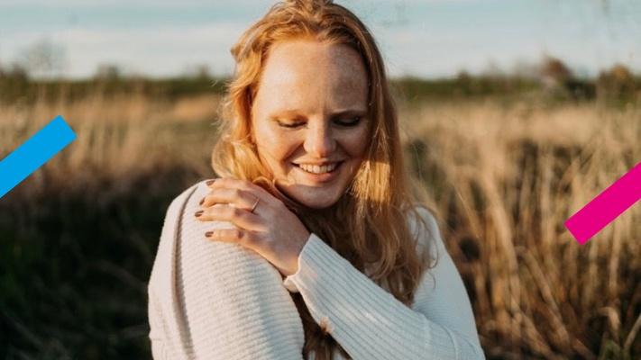 Annemieke (19) zag haar vader overlijden: 'Je kan het verlies geen plek geven, je moet ermee om leren gaan'