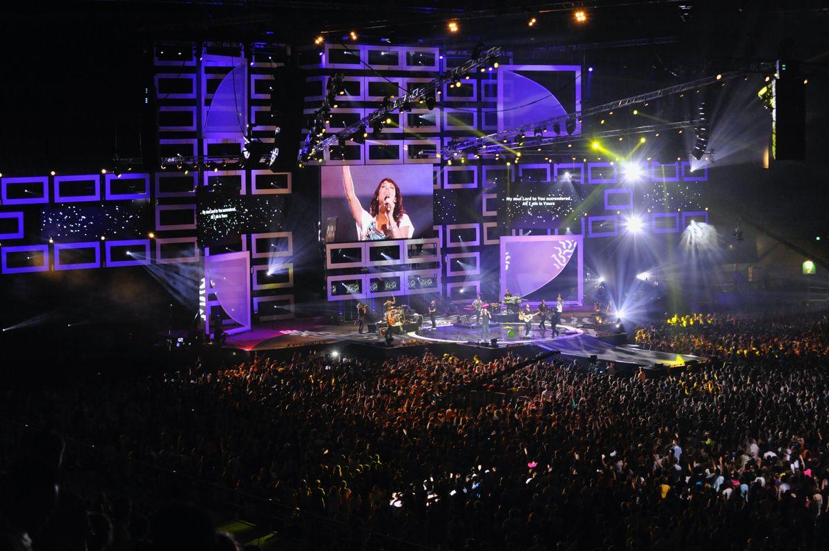 Stadion EOJD 2010