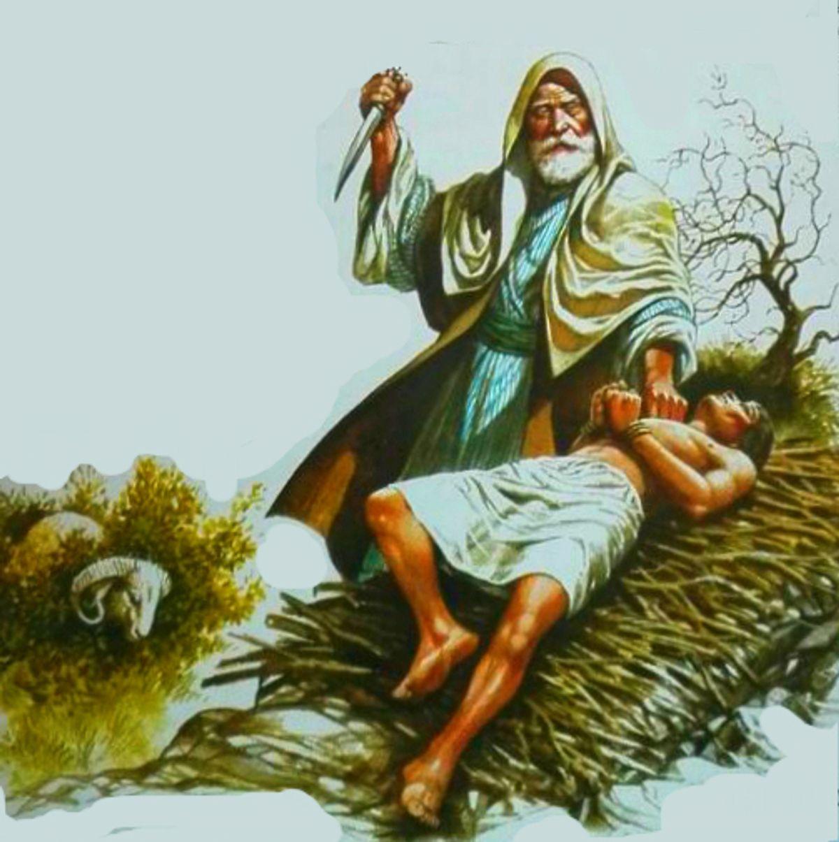 Abraham_offert_Isaak