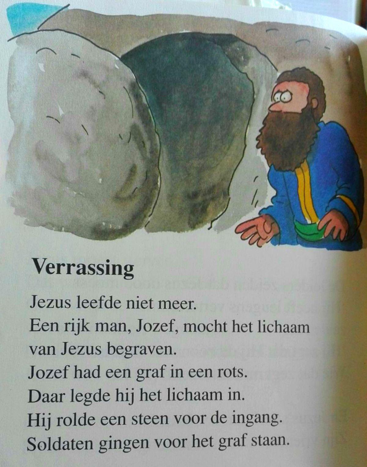 Verrassing_Jezus_is_opgestaan