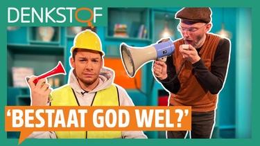 Nieuwe Denkstof-video: Waarom merk ik niks van God?