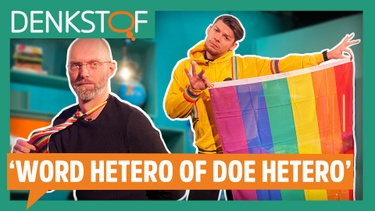 Nieuwe Denkstof-video: 'Mag ik homo zijn van God?'